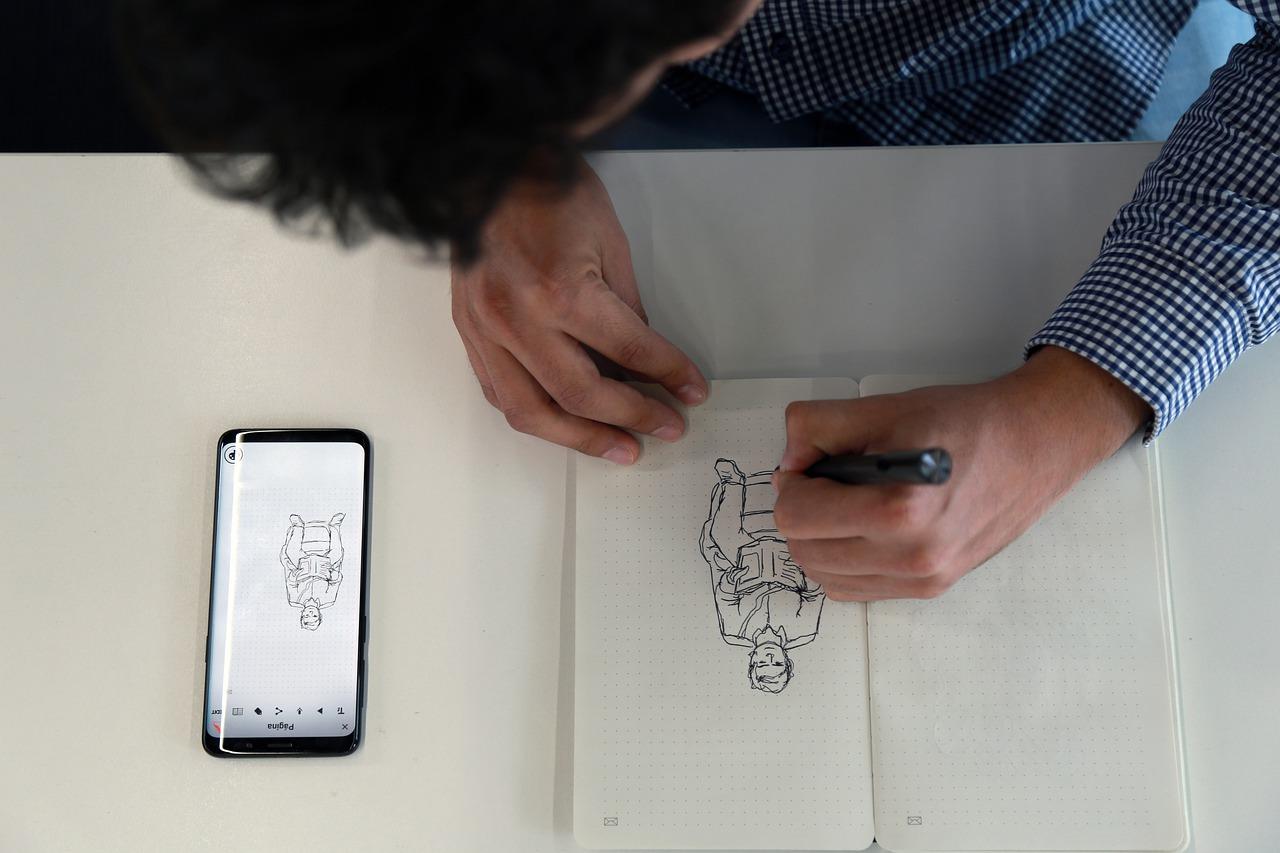 アンドロイド向けアニメーションが作成できるアプリの紹介